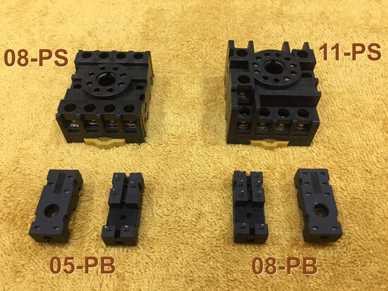 Relay Sockets/Base